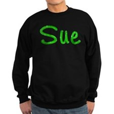 Sue Glitter Gel Sweatshirt