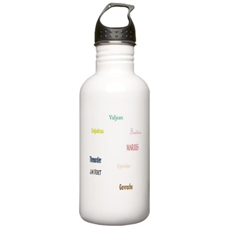 Les Miserables Stainless Water Bottle 1.0L