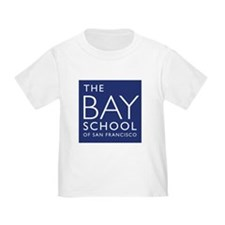The Official logo of the Bay School T
