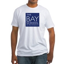The Official logo of the Bay School Shirt