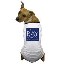 The Official logo of the Bay School Dog T-Shirt