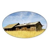 Little House on the Prairie Decal
