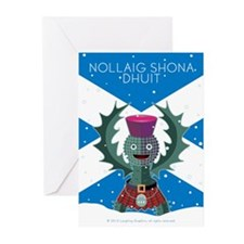 Ghaidhlig.1 Greeting Cards (Pk of 10)