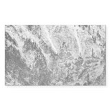 Yellowstone Canyon Walls Decal