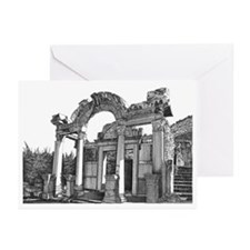 Hadrian's Temple Art Cards