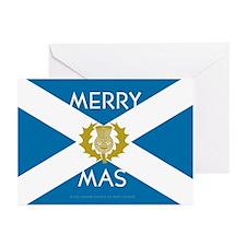 Merry Xmas Greeting Cards (Pk of 10)