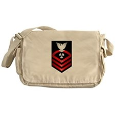 Navy Chief Machinist's Mate Messenger Bag