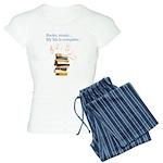 Books and music Women's Light Pajamas