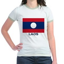 Flag of Laos T