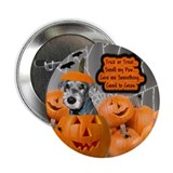 "Schnauzer items 2.25"" Button (100 pack)"