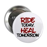 'Heal Tomorrow' 2.25&quot; Button