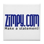 Zimpy Gear Tile Coaster