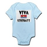 Flag of Kiribati Infant Bodysuit