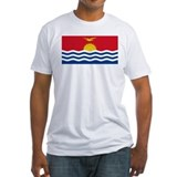Kiribati Flag Picture Shirt