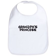 Grandpa's Princess Bib
