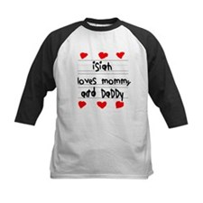 Isiah Loves Mommy and Daddy Tee