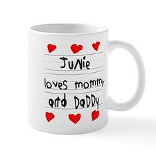 Junie Loves Mommy and Daddy Mug