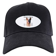 ACD (red speckle) Baseball Hat
