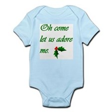 Cute Baby coming Infant Bodysuit