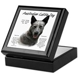 ACD (blue) Keepsake Box