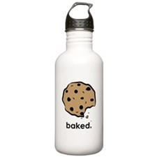 Baked. Sports Water Bottle