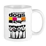 Reservoir Dogs DVD Cover Style Small Mug