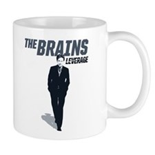 Leverage Brains Small Mug