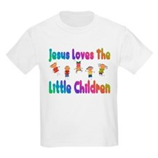 Kids Jesus Loves Kids T-Shirt