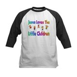 Kids Jesus Loves Tee