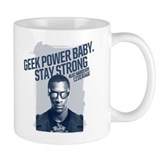 Geek Power Small Mug