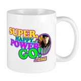 Super Happy Power Go Small Mug