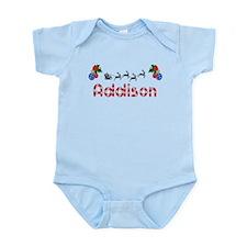 Addison, Christmas Infant Bodysuit