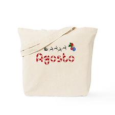 Agosto, Christmas Tote Bag
