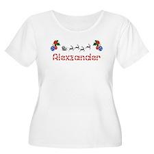 Alexzander, Christmas T-Shirt