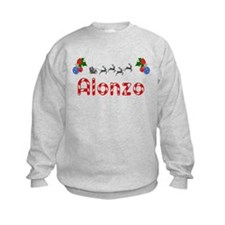 Alonzo, Christmas Sweatshirt