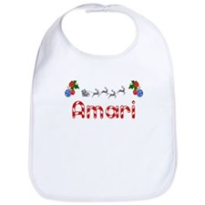 Amari, Christmas Bib