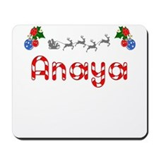 Anaya, Christmas Mousepad
