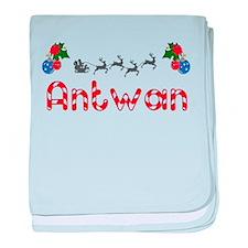 Antwan, Christmas baby blanket
