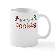 Appleby, Christmas Mug