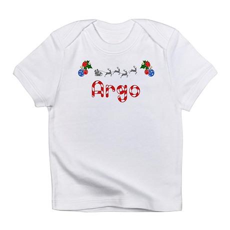 Argo, Christmas Infant T-Shirt