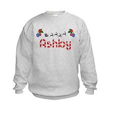Ashby, Christmas Sweatshirt