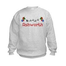 Ashworth, Christmas Sweatshirt