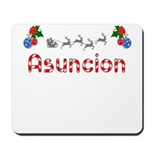 Asuncion, Christmas Mousepad