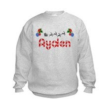 Ayden, Christmas Sweatshirt