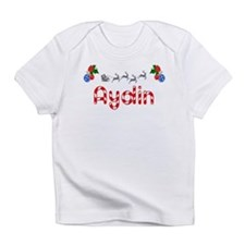 Aydin, Christmas Infant T-Shirt
