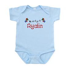 Aydin, Christmas Infant Bodysuit