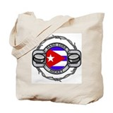 Cuba Hockey Tote Bag