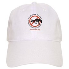 Coalition to Ban Horse-Drawn Carriages Baseball Cap