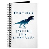 I'm a T-Rex Journal
