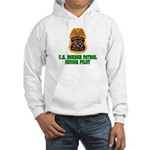 Border Patrol Pilot Hooded Sweatshirt